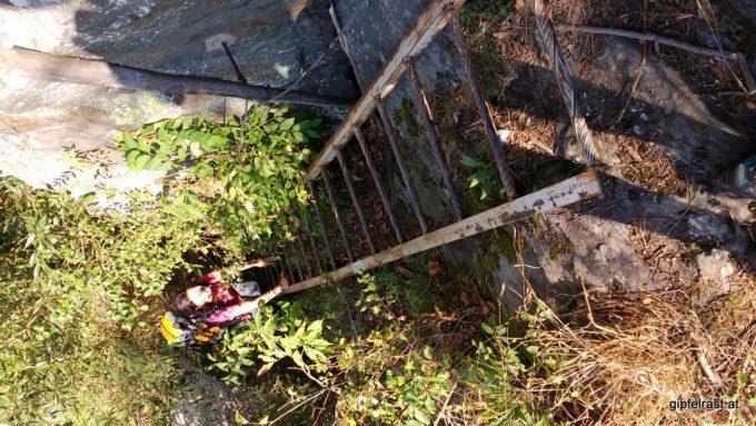 Mini-Klettersteig