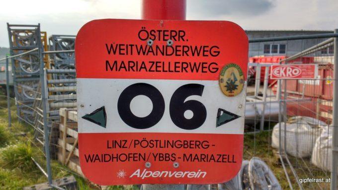 Mariazellerweg Abzeichen