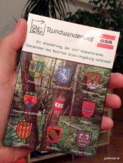 Der Wanderführer für den GU-Süd-Rundwanderweg